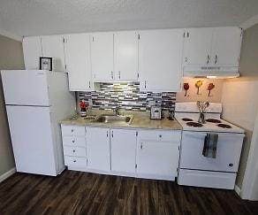 Kitchen, Stewart Way