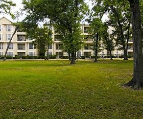 Building, Post Oak Park I & II