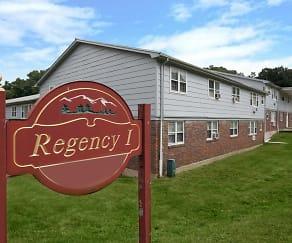 Community Signage, Regency I