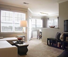 Living Room, Washington Crossing