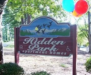 Hidden Park, 29303, SC