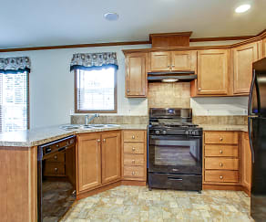 Kitchen, South Valley Estates