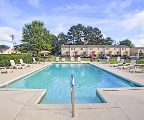 Pool, Summer Court Townhomes