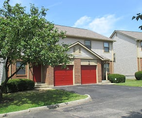 Aurora Townhomes, Groveport Madison High School, Groveport, OH