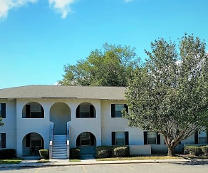 Spanish Villa Apartments, Southside, Savannah, GA