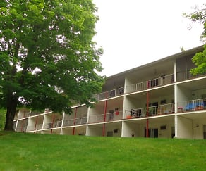 Building, Hidden Lane Apartments