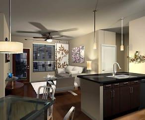 Dining Room, 77379 Luxury Properties