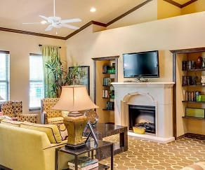 Living Room, The Parc at Denham Springs