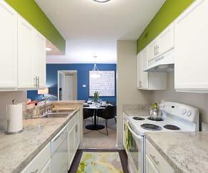 Kitchen, Chinoe Creek Apartments