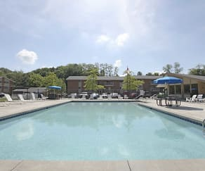 Pool, Parkview Estates