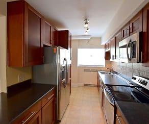Kitchen, Hyde Park Terrace