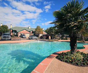Pool, Sycamore Pointe Townhomes