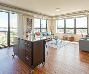 Living Room, The Marshall
