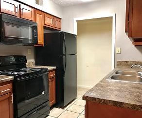 Kitchen, Huntley Ridge New Albany