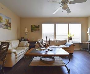 Living Room, Kimble Senior Housing