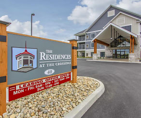 Community Signage, The Residences at The Crossings