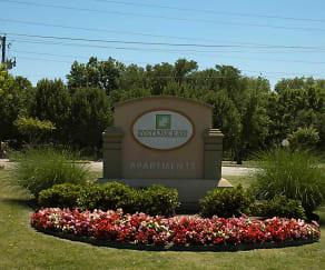 Community Signage, Post Oak East