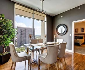 Dining Room, 77079 Luxury Properties