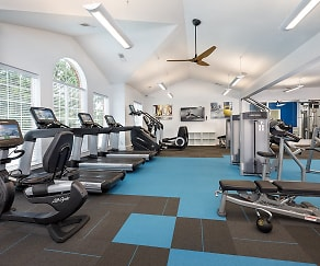 Fitness Weight Room, The Belmont