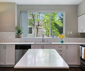 Kitchen, Arrive North Bend