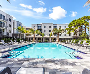 Pool, Metropolitan