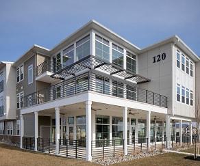 Building, Cornerstone at Stafford