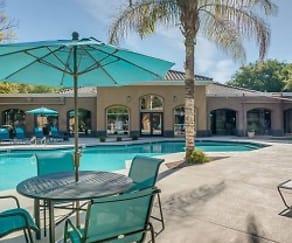 Pool, Arcadia Cove
