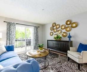 Living Room, Polaris Crossing