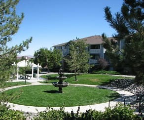 Landscaping, Vista Ridge Apartments