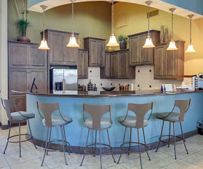 Kitchen, The Trails at Buda Ranch
