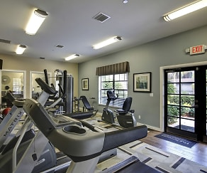 Fitness Weight Room, The Terraces