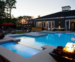 Pool, Hudson Square
