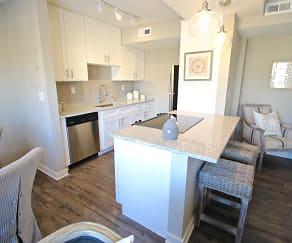 Kitchen, Plaza 209