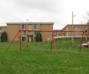 Playground, Northfield East & West