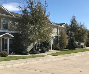 Building, Prairie Meadows Apartment Homes
