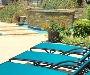 Patio / Deck, Hunters Ridge