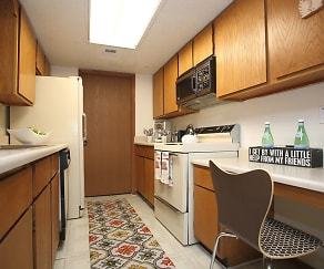Kitchen, Trinity Place