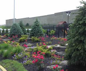 Landscaping, Arbor Court