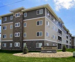 Building, Pinecrest Apartments