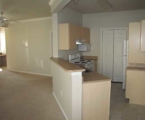 Kitchen, Villas at Willow Springs