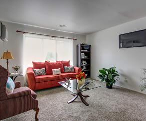 Living Room, Lexington Manor