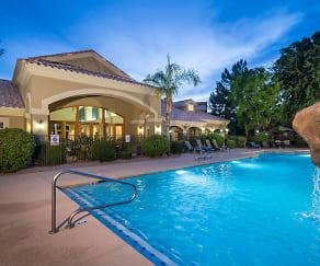 Pool, The Springs At Alta Mesa