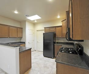 Kitchen, John Curry Leasing