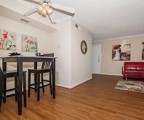 Living Room, Madison Park of Westchase