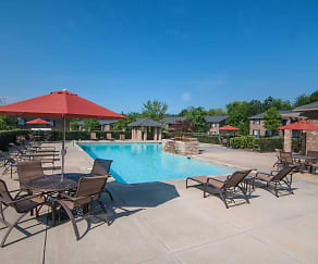 Pool, Brittwood Apartments