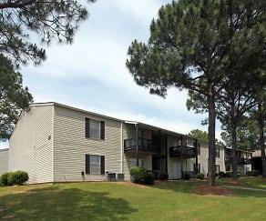 Building, Pinebrook