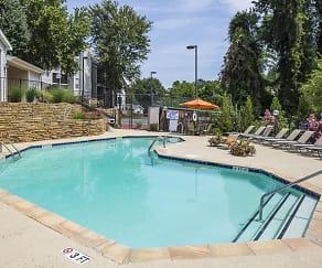 Pool, Landmark at Pine Court Apartment Homes