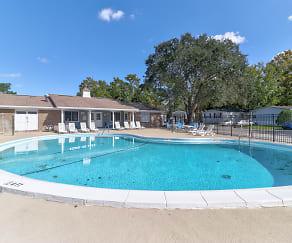 Pool, Continental Village