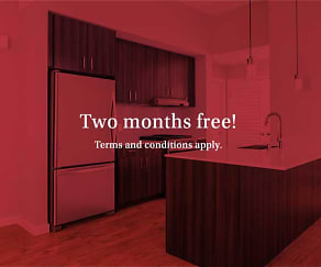 Two months free! *Terms and conditions apply, Avalon Belltown Towers
