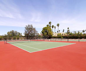 San Jacinto Racquet Club, Desert Chapel Christian, Palm Springs, CA